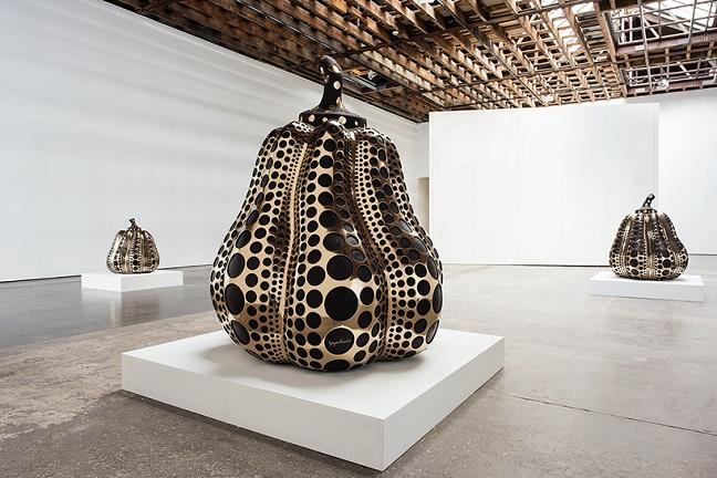 Yayoi Kusama at Victoria Miro Gallery