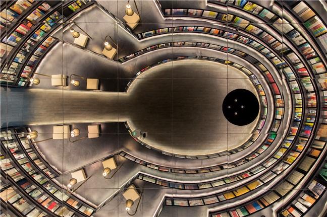 Hangzhou Zhongshuge bookstore by XL-Muse