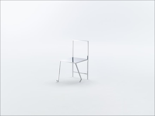 Nendo: 50 Manga Chairs