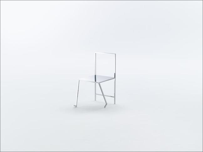 Nendo: 50 Manga Chairs