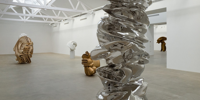 Tony Cragg at Galerie Thaddeus Ropac