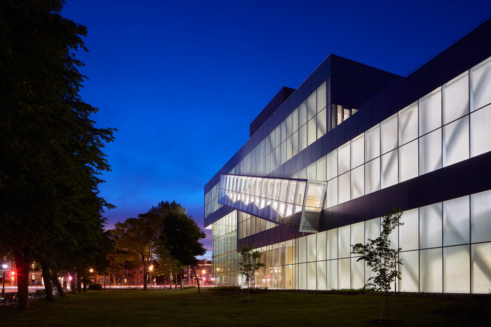 THE PIERRE LASSONDE PAVILION BY OMA OPENS ITS DOORS ON THE GRANDE ALLÉE