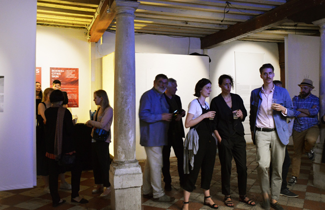 OPENING: BODIES+CITIES SKIN - BORDERS FESTIVAL at Palazzo Ca' Zanardi