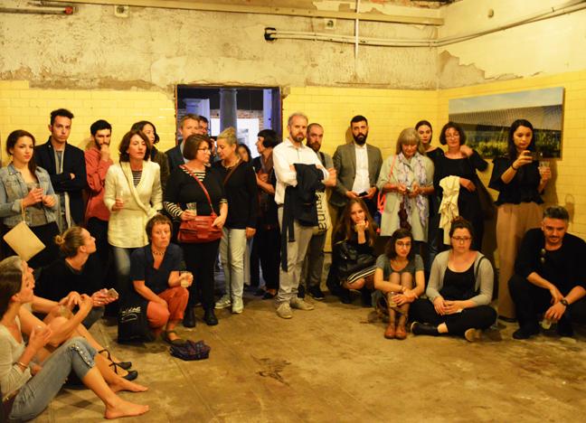Feedback release: BODIES+CITIES SKIN   Venice