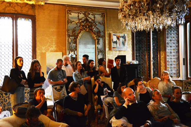 OPENING: BODIES+CITIES SKIN - BORDERS FESTIVAL at Palazzo Ca' Zanardi