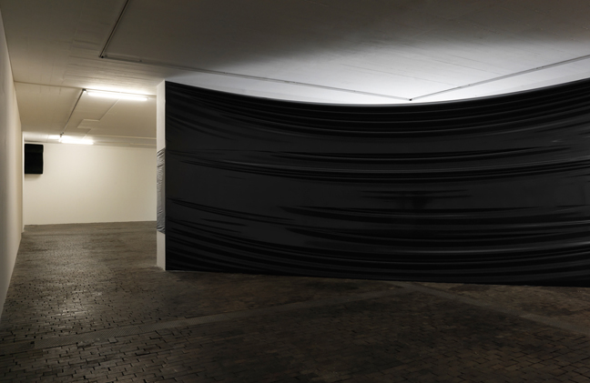 Sonia Kacem with Night Shift at CAC Genève