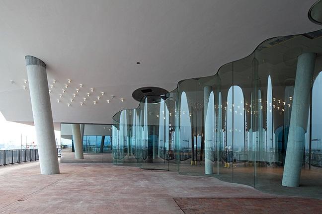Herzog & De Meuron's Elbphilharmonie