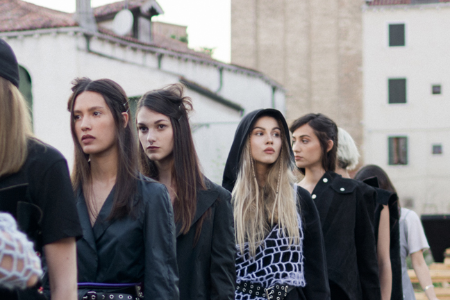 Interview with Maria Luisa Frisa for Fashion at IUAV - 2016
