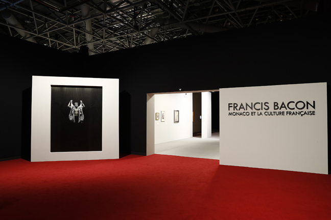 Francis Bacon, Monaco and French Culture
