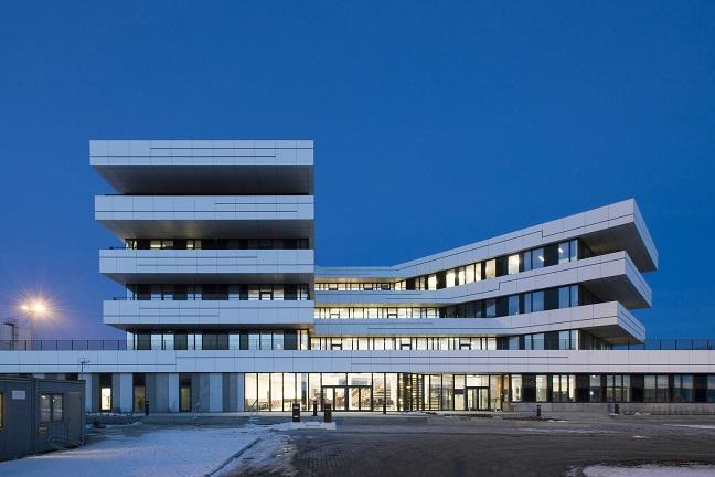 Aarhus Port Centre by C.F. Møller