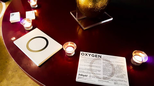 Feedback release: OXYGEN | It's Liquid Contemporary Video and Performing Art Festival