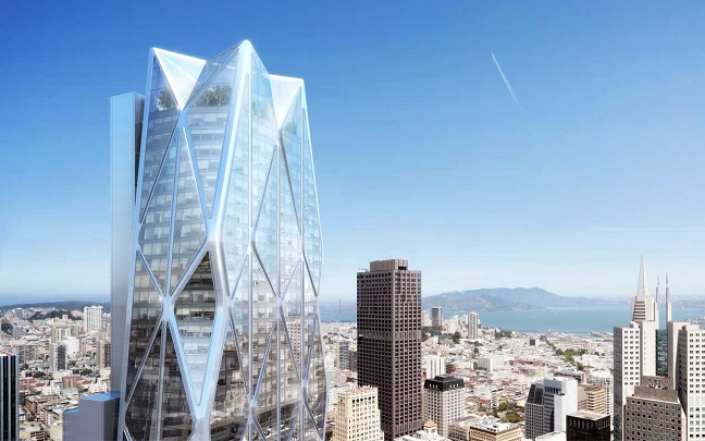Oceanwide Center by Foster & Partners