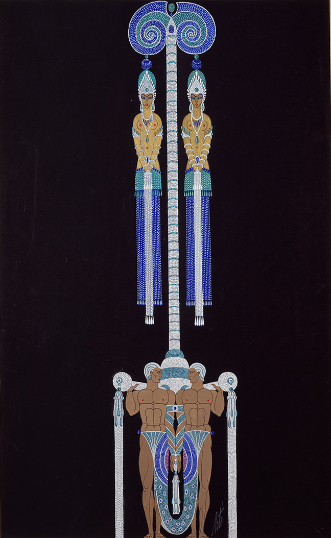 Erté: an Art Deco Genius. Return to St Petersburg