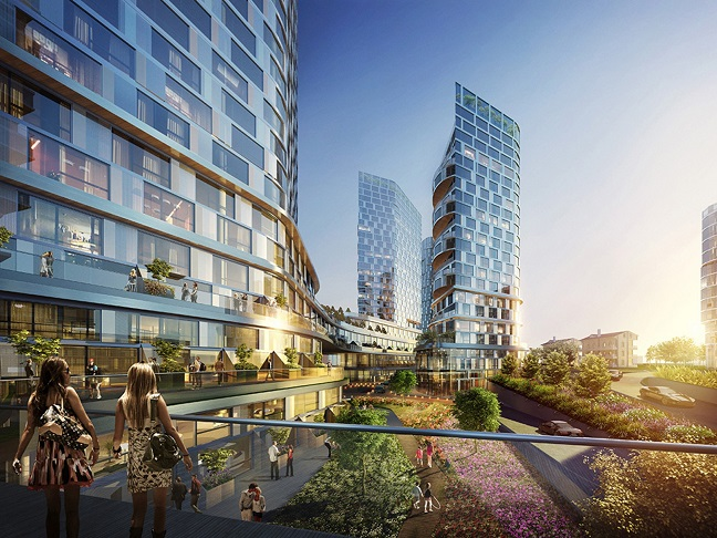 The Pearl of Istanbul by Forum Studio