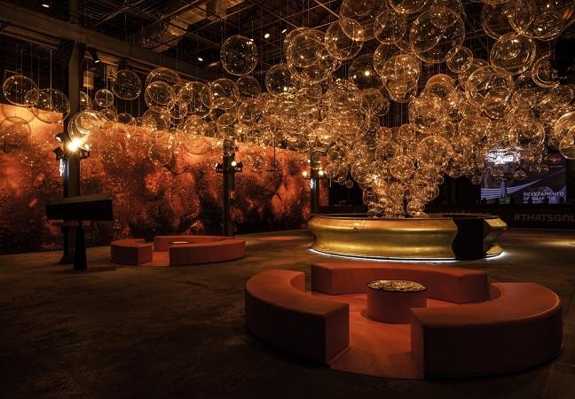 Coca-Cola Pavilion by Atelier Marko Brajovic