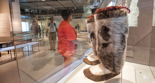 Wearing our Identity -  The First Peoples Collection