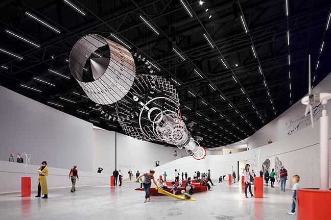 MAAT Museum by Amanda Levete