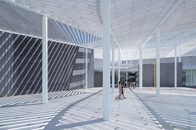 Manetti Shrem Museum Of Art by SO-IL + BCJ