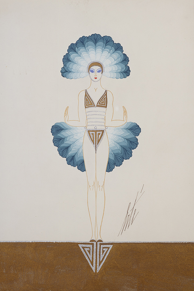 Erté: an Art Deco Genius. Return to St Petersburg