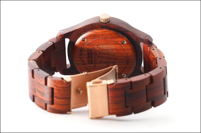 Woodtime fashion