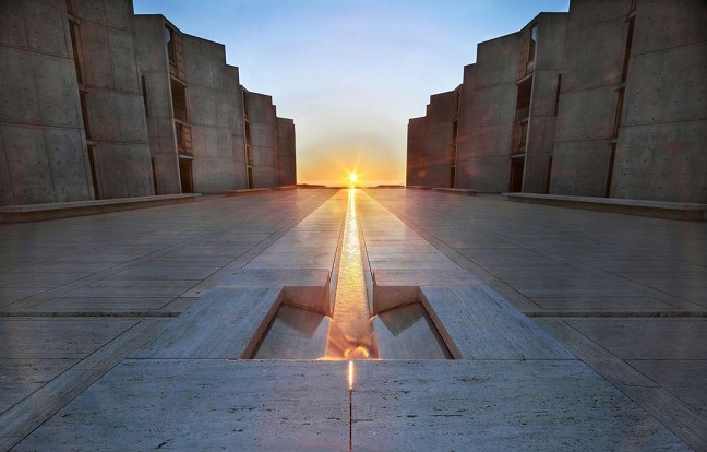 The Brilliance of Louis Kahn's Salk Institute