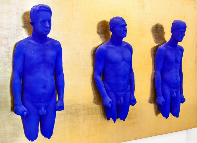 Yves Klein at Liverpool Tate