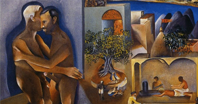 Bhupen Khakhar at Tate Modern