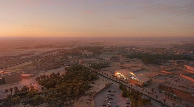 Zaha Hadid Architects unveils archaeology centre for Saudi Arabia