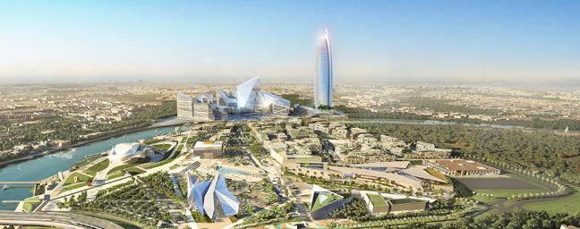Atkins' plan for Rabat gets underway