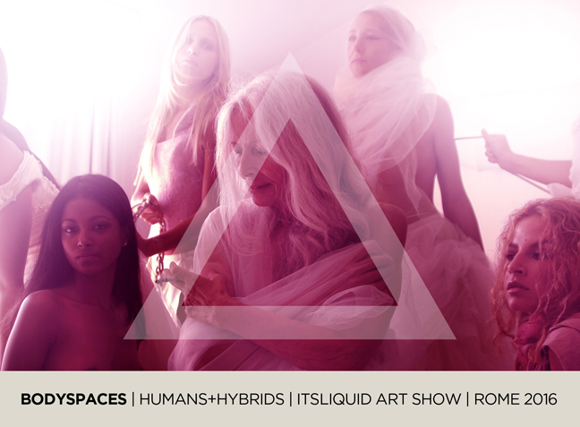 OPENINGS: BODYSPACES | HUMAN+HYBRIDS | Rome