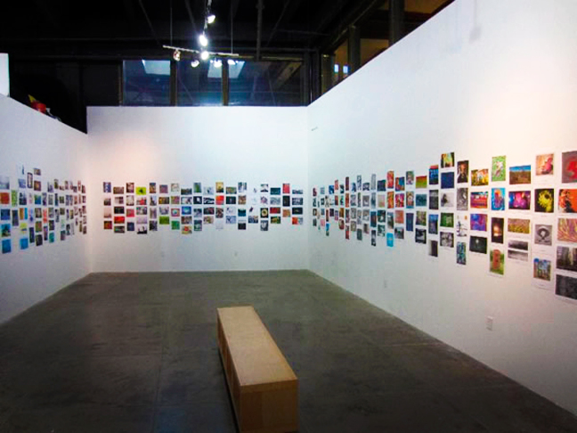 SNAP TO GRID: the UN-Juried Exhibit