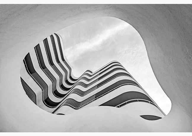 Wave Housing by SAAHA AS