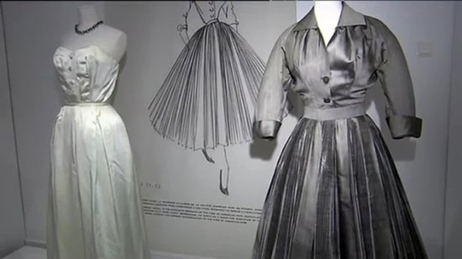 Une Maison, Des Collections at Christian Dior Museum