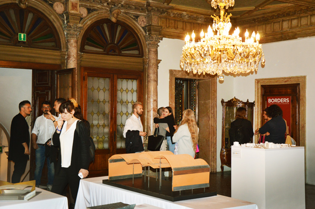 OPENING: FUTURE LANDSCAPES - BORDERS FESTIVAL at Palazzo Ca' Zanardi