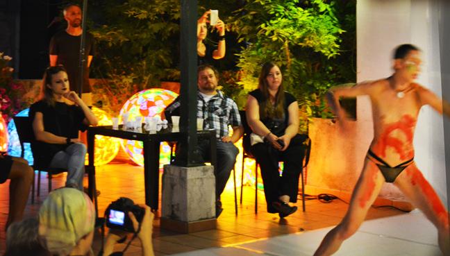 Feedback release: BORDERS festival 2016