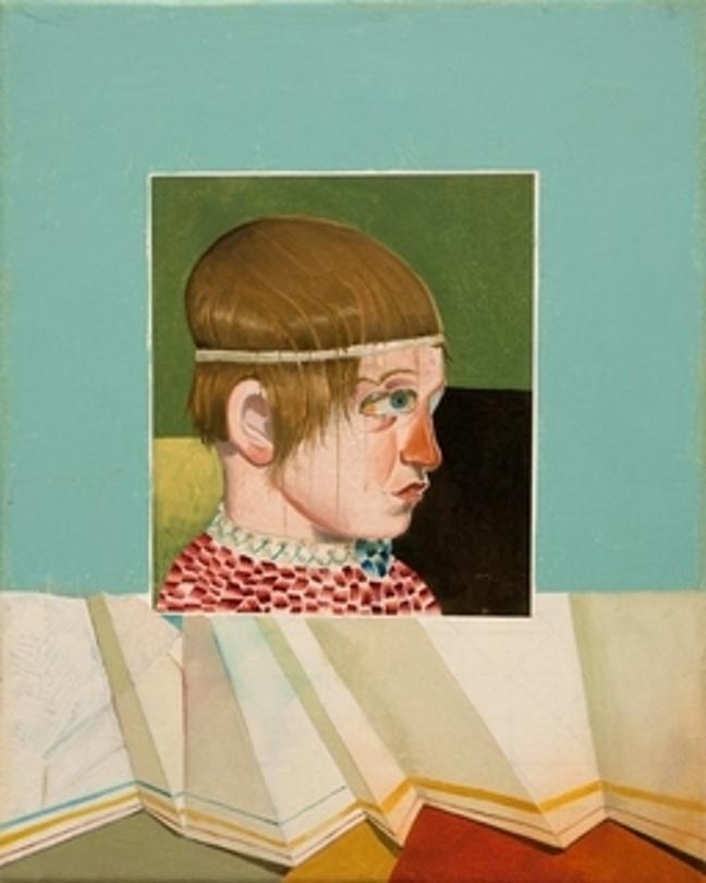 Jens Fänge. Sister Feelings at Galerie Perrotin_002