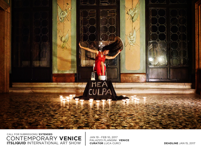 Call for submissions: CONTEMPORARY VENICE - EXTENDED 2017