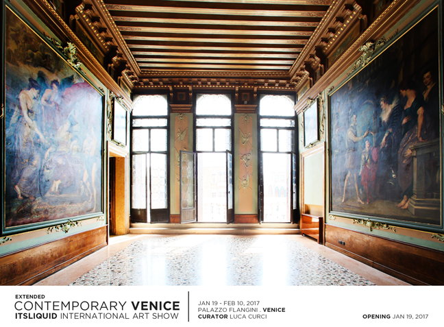 CONTEPORARY VENICE - EXTENDED 2017
