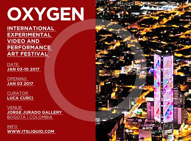 OPENING: OXYGEN | Bogotá 2017