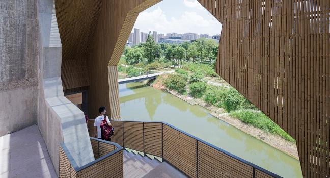 THE ARCHITECT'S STUDIO WANG SHU