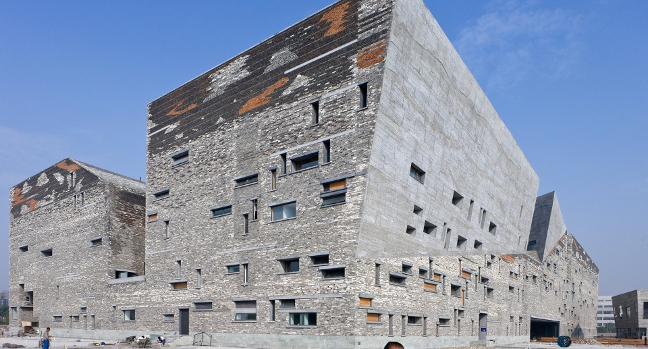 THE ARCHITECT'S STUDIO WANG SHU