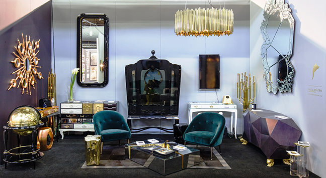 The 16th annual Architectural Digest Design Show on March 16–19, 2017