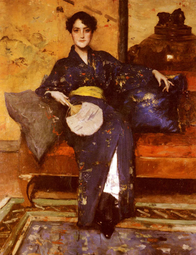 William Merritt Chase (1849-1916). A painter between New York and Venice_003