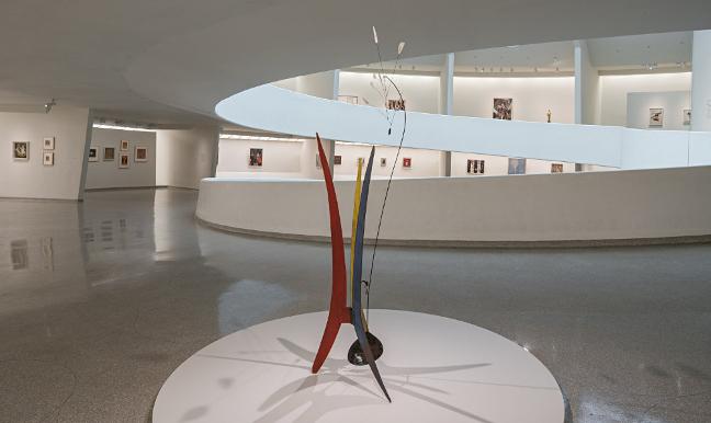 Visionaries: Creating a Modern Guggenheim_001