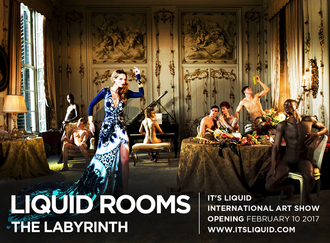 OPENING: LIQUID ROOMS-THE LABYRINTH