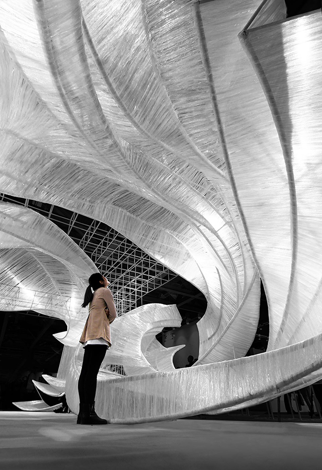 Transparent Shell by PONE ARCHITECTURE