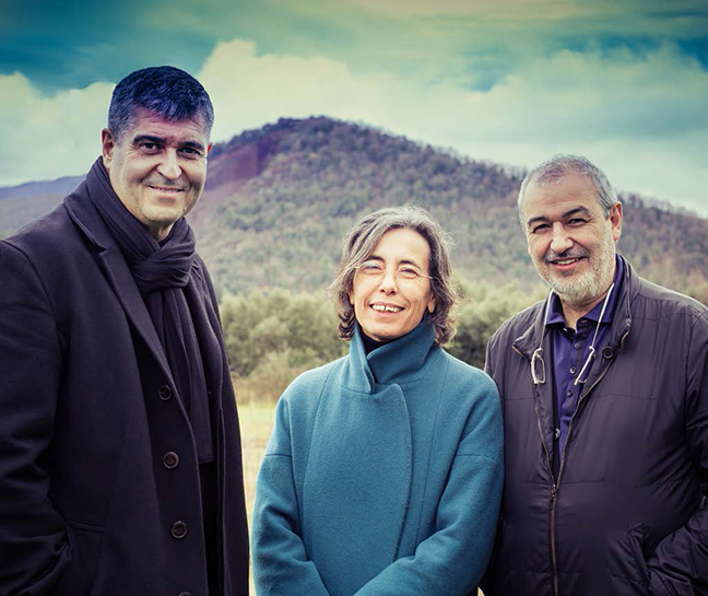 Rafael Aranda, Carme Pigemand Ramon Vilalta Receive the 2017 Pritzker Architecture Prize