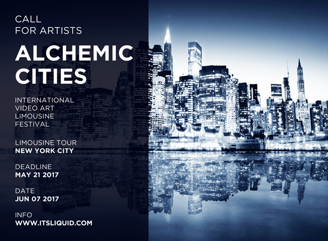 Alchemic Cities - New York City