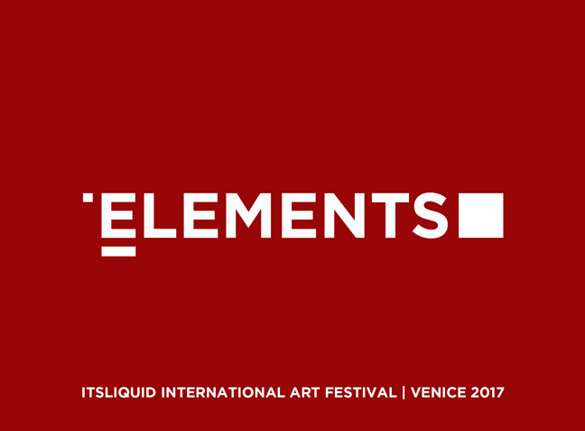 Call for artists ELEMENTS - Venice 2017