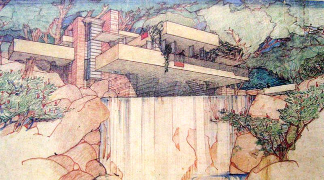 Frank Lloyd Wright at 150: Unpacking the Archive_002